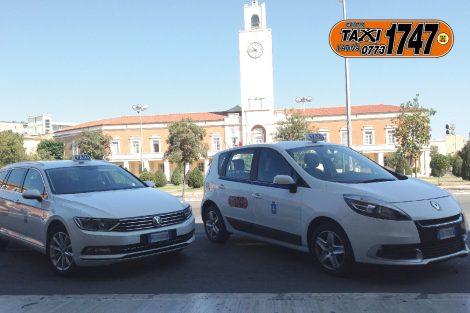 Taxi Piazza del Popolo Latina