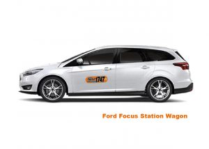 Ford Focus Station Wagon Taxi
